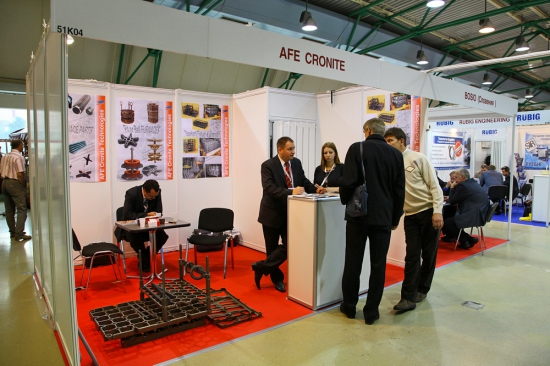 AFE Cronite, France, heat-resistant equipment, furnace rollers, castings for industrial furnaces