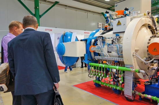 Sistem Teknik, equipment for thermal and chemical-thermal treatment (Russia)