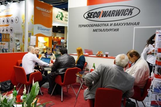 SECO/WARWICK, industrial equipment (Russia) 9-th exhibition