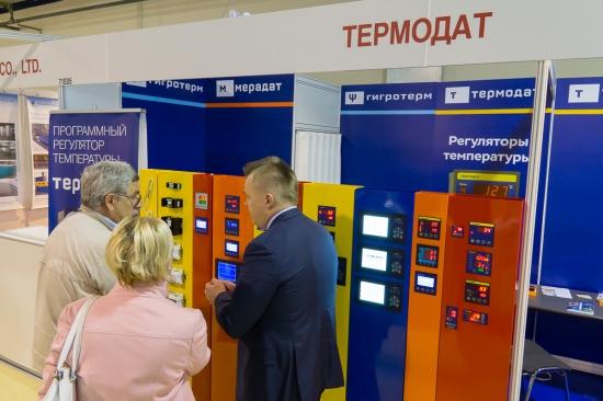 Termodat, control and measuring equipment (Russia)