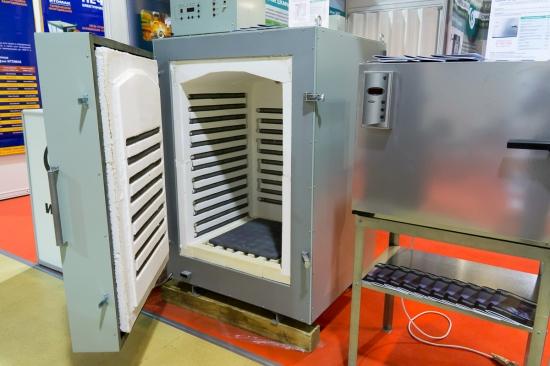 Smolenskoe SKTB-SPU test equipment (Russia)