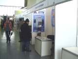 The stand of the company Eltherm, heat treatment equipment