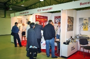 The stand of the company Inter Selt induction equipment
