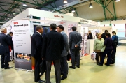 The stand of the company Galika, equipment for thermal treatment