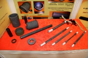 Podolskrefractories, Russia, silicon carbide electric heating elements