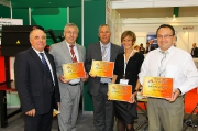 Diploma of the Schmetz, BMI, IVA  at the exhibition Heat treatment - 2011
