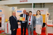 Sandvik heating technology, Russia, heating elements