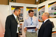Diploma of the ECM Technology  at the exhibition Heat treatment - 2011