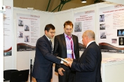 Diploma of the Technoinfo at the exhibition Heat treatment - 2011