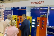 Termodat, control and measuring equipment (Russia)